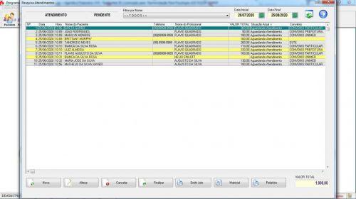 Programa Gerenciar Consultório Psicológico  Financeiro v3.0 Plus - Fpqsystem 578013