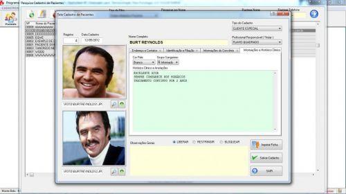 Programa Gerenciar Consultório Psicológico v1.0 - Fpqsystem 577960