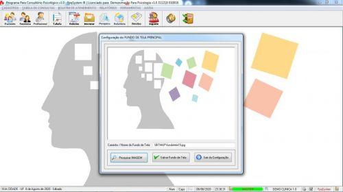 Programa Gerenciar Consultório Psicológico v1.0 - Fpqsystem 577961
