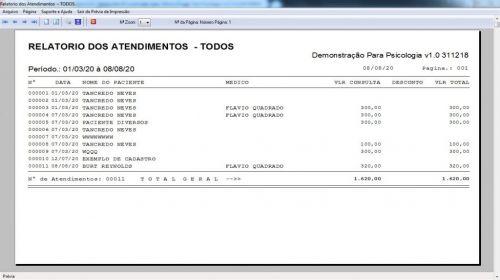 Programa Gerenciar Consultório Psicológico v1.0 - Fpqsystem 577969