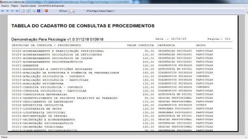 Programa Gerenciar Consultório Psicológico v1.0 - Fpqsystem 577970