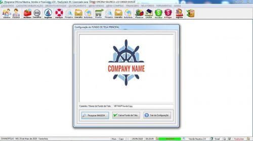 Programa Ordem de Serviço para Oficina Nautica e Embarcação  Financeiro v2.0 - fpqsystem 577201
