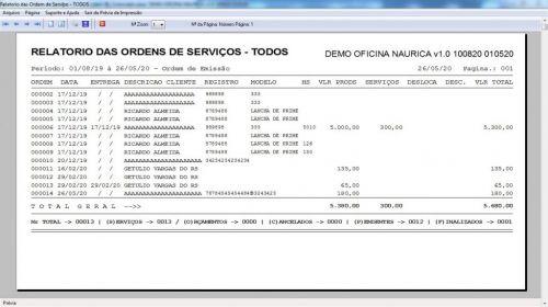 Programa Ordem de Serviço para Oficina Nautica e Embarcações  v1.0 - Fpqsystem 577191