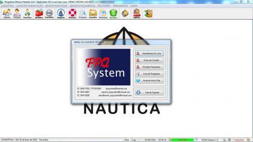 Programa Ordem de Serviço para Oficina Nautica e Embarcações  v1.0 - Fpqsystem 577193