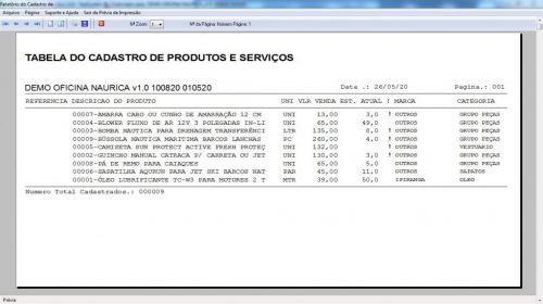 Programa Ordem de Serviço para Oficina Nautica e Embarcações  v1.0 - Fpqsystem 577194