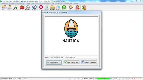 Programa Ordem de Serviço para Oficina Nautica e Embarcações  v1.0 - Fpqsystem 577195