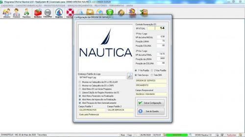 Programa Ordem de Serviço para Oficina Nautica e Embarcações  v1.0 - Fpqsystem 577197