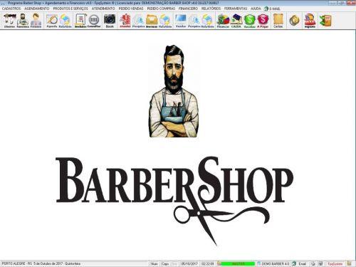 Programa Para Barbearia Barbershop Vendas e Financeiro v4.0 plus - Fpqsystem 409013