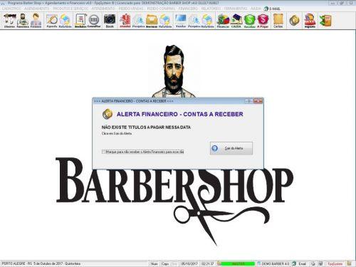 Programa Para Barbearia Barbershop Vendas e Financeiro v4.0 plus - Fpqsystem 409015