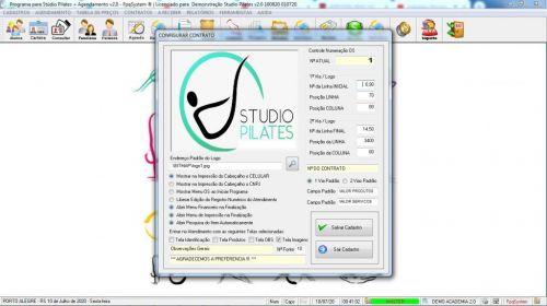 Programa para Gerenciar Studio de Pilates com Agendamento v2.0 - Fpqsystem 579993