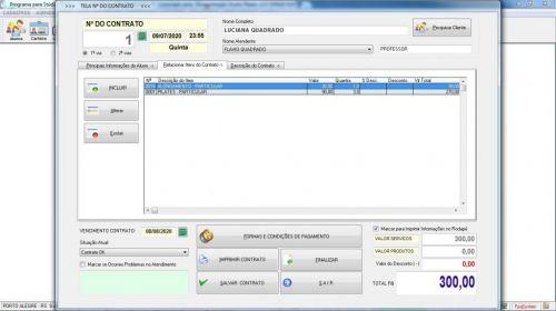 Programa para Gerenciar Studio de Pilates com Agendamento v2.0 - Fpqsystem 579996