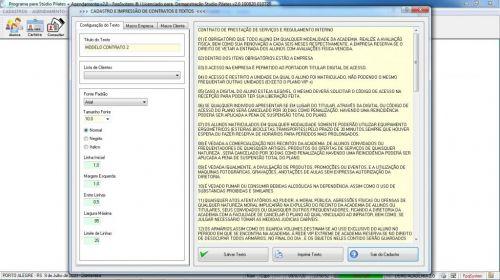 Programa para Gerenciar Studio de Pilates com Agendamento v2.0 - Fpqsystem 579997