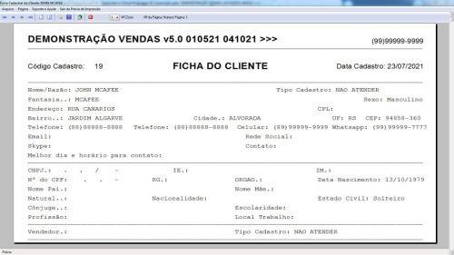 Programa Pedido de Vendas e Estoque com Financeiro v5.0 Plus  Whatsapp - Fpqsystem 588703