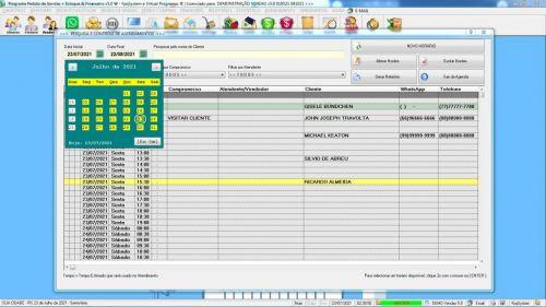 Programa Pedido de Vendas e Estoque com Financeiro v5.0 Plus  Whatsapp - Fpqsystem 588713