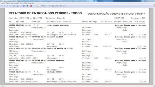 Programa Pedido de Vendas e Estoque com Financeiro v5.0 Plus  Whatsapp - Fpqsystem 588714