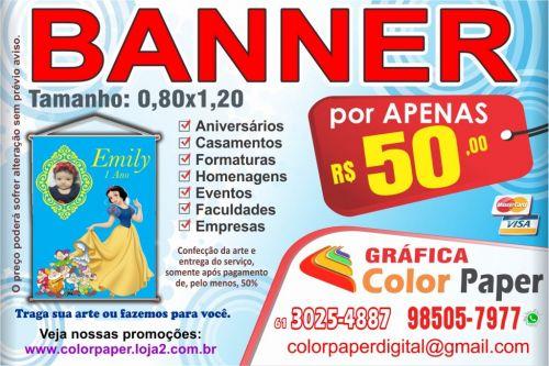 Promoção: Banner 080×120 por R$ 5000 475817