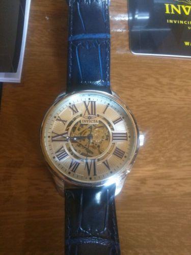 Relógio Masculino Invicta Vintage Automático  528123
