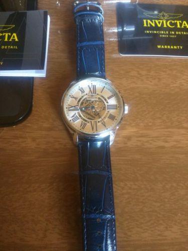 Relógio Masculino Invicta Vintage Automático  528124