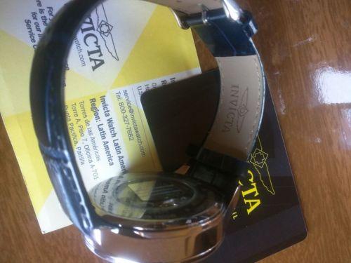 Relógio Masculino Invicta Vintage Automático  528125
