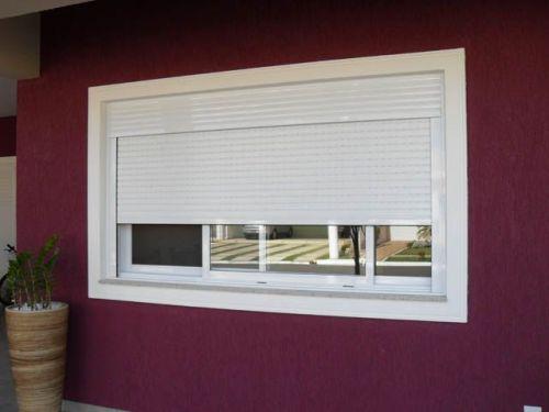 Reposição de lâminas em janelas e portas com persiana integrada 379410