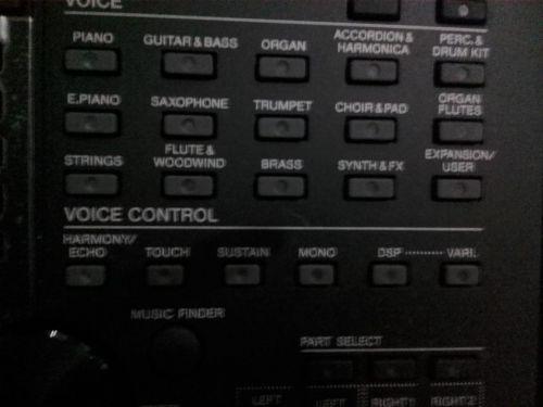 Yamaha Samples