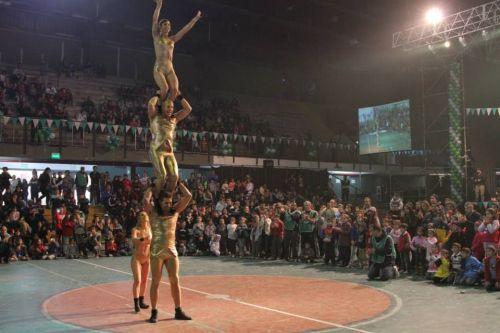 Show corporativo circo 234598