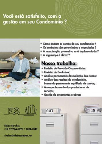 Síndico Profissional em Araçatuba 208762