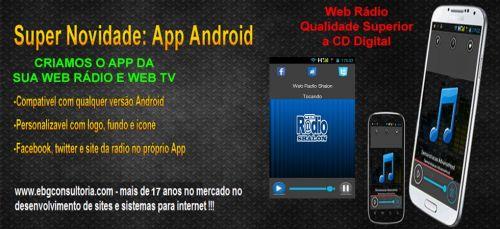 Site para Igrejas com Web Rádio Online e App Grátis 362290
