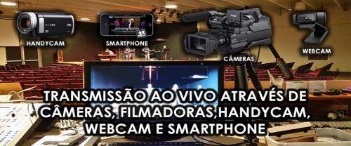 Site para Igrejas com Web Tv Online e App Grátis 362292