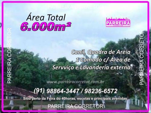 Sítio Urbano ananindeua sitio no quarenta horas sitio urbano perto de tudo 505445