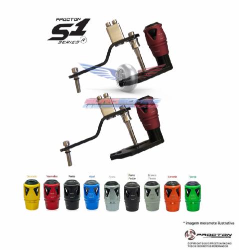 Slider Procton Racing Modelo S1 R3 Ano 2020 546910