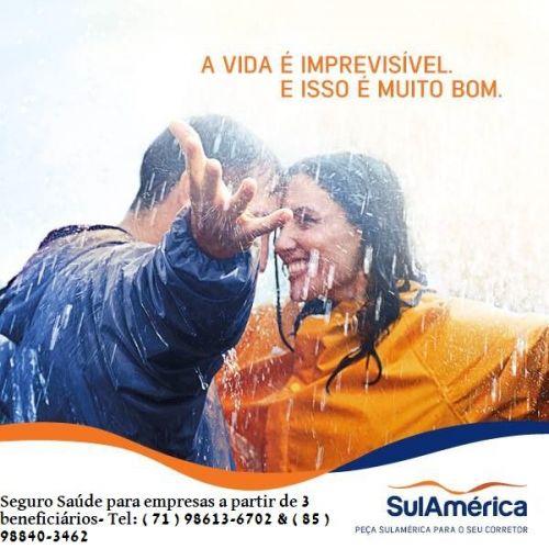 Sul América Seguros - Planos Empresariais -71  98613-6702 ; 85 98840-3462 502972
