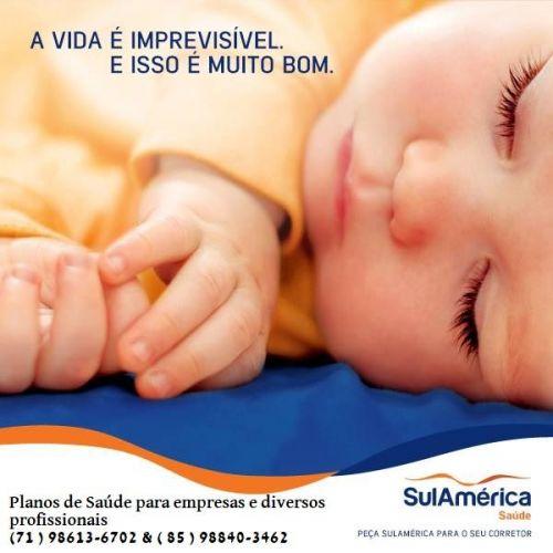 Sul América Seguros - Planos Empresariais -71  98613-6702 ; 85 98840-3462 502973