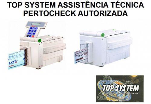Suporte e assistência técnica autorizada impres de cheque Pertocheck em São Paulo 329989