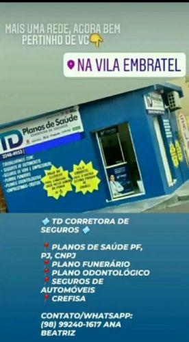 Tdplanos De Saúde  Corretora De Seguros  587130