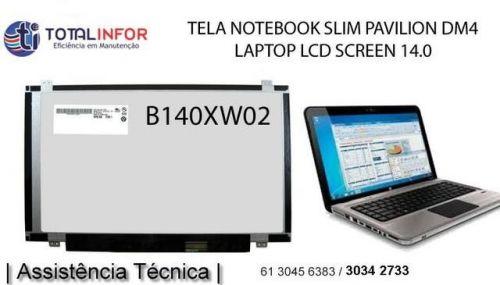 Tela de Notebook Quebrada? Tela 14.0 Hd 1366×768 Nova Original 510739