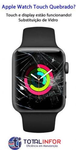 Tela touch Apple Watch Serie 3 – Assistência Apple Watch 509703