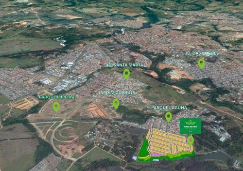 Terrenos 180 m² em Salto Sp - Excelente Topografia 428476