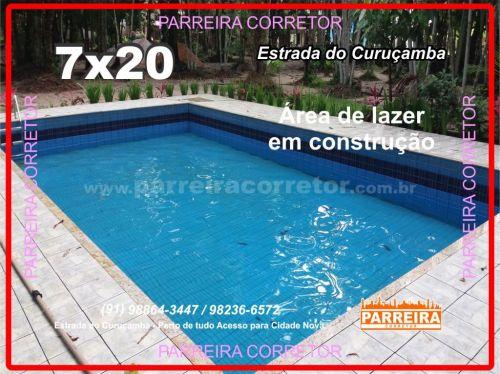 Terrenos em ananindeua terreno ananindeua loteamento c piscina e area de lazer 502854