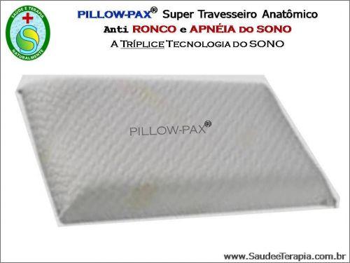 Travesseiros e Colchões Pillow-pax – anti Ronco - Apneia do Sono - Torcicolos - Câimbras e Insônia 536716