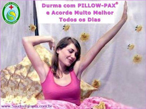 Travesseiros e Colchões Pillow-pax – anti Ronco - Apneia do Sono - Torcicolos - Câimbras e Insônia 536719