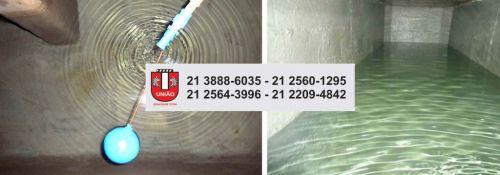 União Ltda desinfecção e higienização de caixas d´água 351998