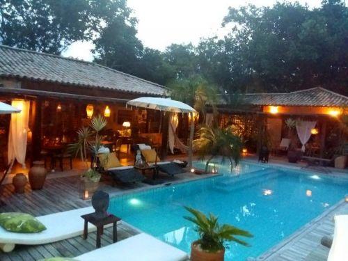 Vende  uma maravilhosa casa de artista em Arraial d'ajud na Bahia 444034